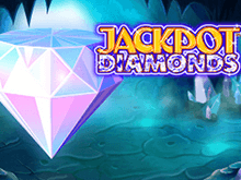 Игровой автомат Jackpot Diamonds в Вулкан 24