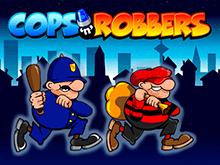 Cops 'N' Robbers: играйте в онлайн-слот игрового клуба Вулкан